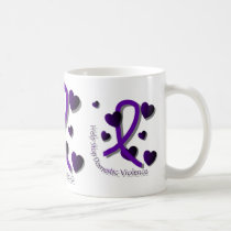 Domestic Violence Awareness Mug