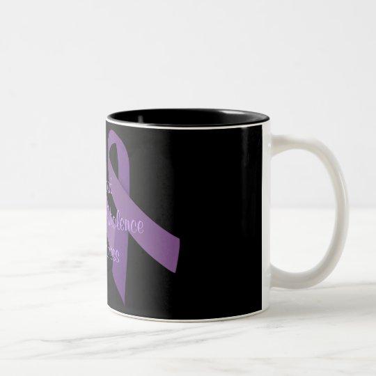 Domestic Violence Awareness Mug