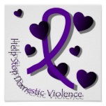 Domestic Violence Awareness Poster