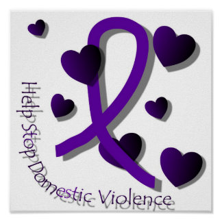 Domestic Violence Awareness Poster