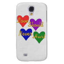 Domestic Violence Awareness Samsung S4 Case