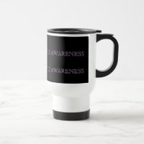 DOMESTIC VIOLENCE AWARENESS TRAVEL MUG