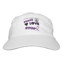 Domestic Violence Awareness Women's Hat