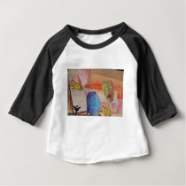 Domestic Violence Baby T-Shirt