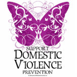 Domestic Violence Butterfly Acrylic Cut Outs