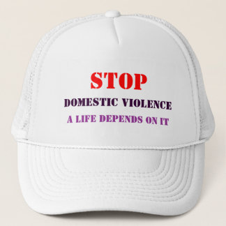Domestic Violence Hat