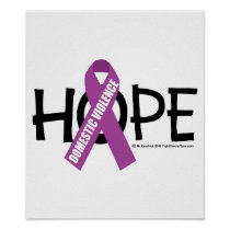 Domestic Violence Hope Poster