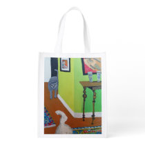 Domestic Violence Reusable Grocery Bag