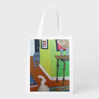 Domestic Violence Reusable Grocery Bag