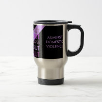 DOMESTIC VIOLENCE - SPEAK OUT Mug