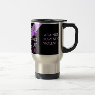 DOMESTIC VIOLENCE - SPEAK OUT Mug