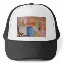 Domestic Violence Trucker Hat