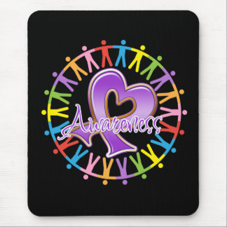 Domestic Violence Unite in Awareness Mouse Pad