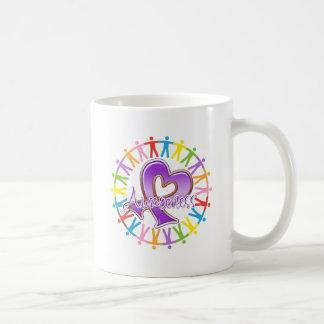 Domestic Violence Unite in Awareness Coffee Mug