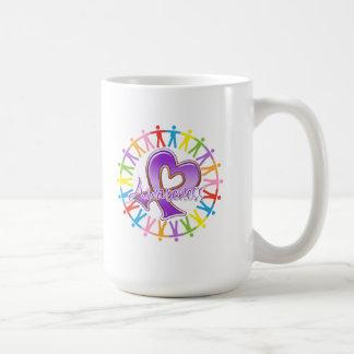 Domestic Violence Unite in Awareness Coffee Mugs