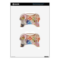 Domestic Violence Xbox 360 Controller Decal