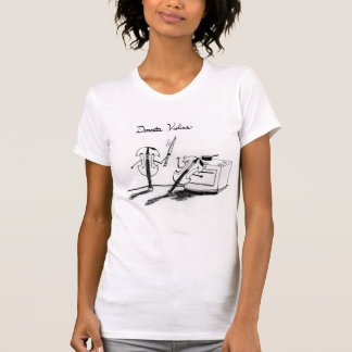 Domestic Violins T Shirts