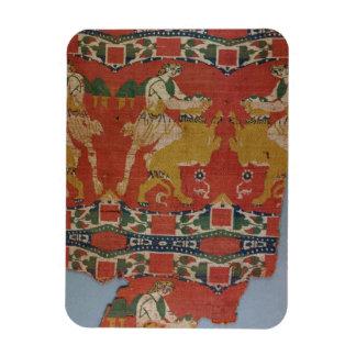 Domesticación del animal salvaje, frag bizantino d imanes rectangulares