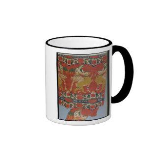 Domesticación del animal salvaje, frag bizantino d tazas de café