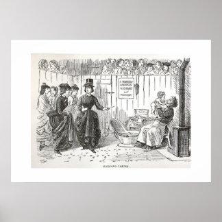 Domesticación del marido póster