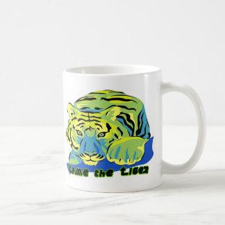 Domestique el Tiger2 Tazas