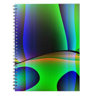 Domicilio extranjero cuaderno