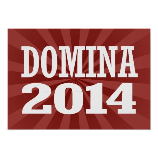 DOMINA 2014 POSTERS