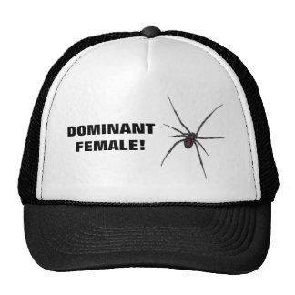 DOMINANT FEMALE! TRUCKER HAT