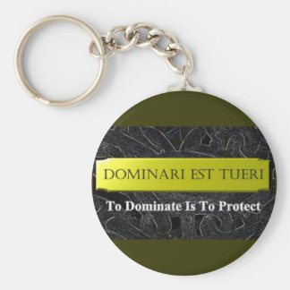 dominate key chain