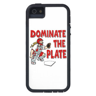 DOMINATE THE PLATE iPhone 5 COVER