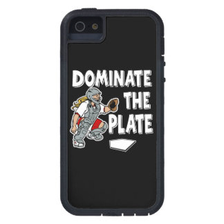 Dominate the Plate iPhone SE/5/5s Case