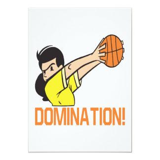 Domination Card