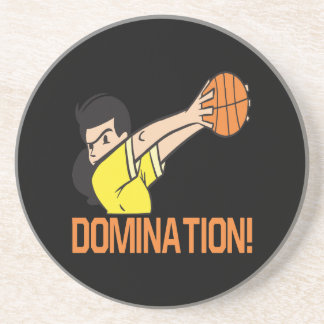 Domination Drink Coasters
