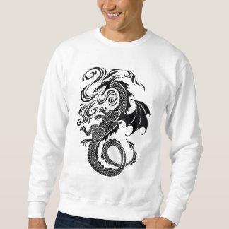 Dominator del dragón sudadera