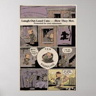 Domingo #1 cómico impresiones