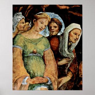 Domingo di Pace Beccafumi - detalle de Marientod Impresiones