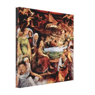Domingo di Pace Beccafumi - Marientod Lona Envuelta Para Galerias