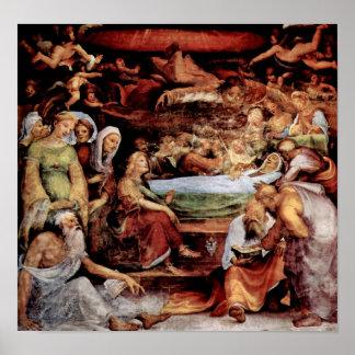 Domingo di Pace Beccafumi - Marientod Impresiones