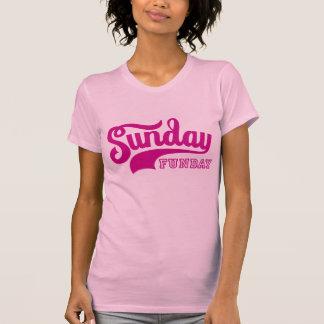 Domingo Funday Camiseta