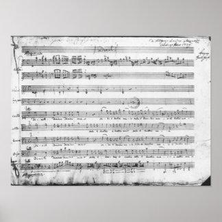 Domingo Vespers, 1779 Impresiones