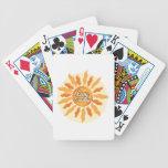 Domingos perezosos cartas de juego