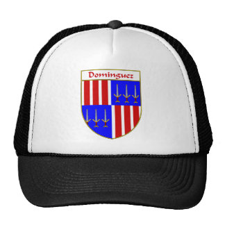 Dominguez Coat of Arms/Family Crest Trucker Hat