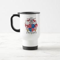 Dominguez Family Crest Mug