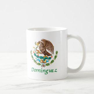 Domínguez Mexican National Seal Coffee Mug