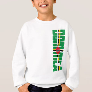 Dominia Flag Sweatshirt
