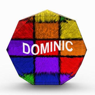 DOMINIC AWARD