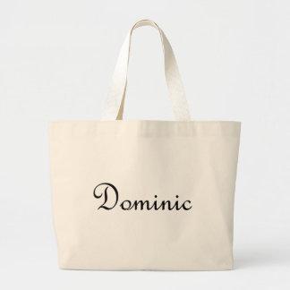 Dominic Jumbo Tote Bag