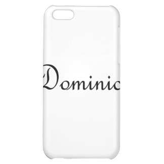 Dominic iPhone 5C Covers