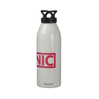 Dominic Stamp Reusable Water Bottle