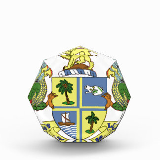 Dominica Coat of Arms Award